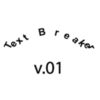 Text Breaker v.01 by wonderwhy-ER