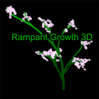 Rampant Growth 3D by wonderwhy-ER