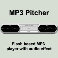 MP3 Pitcher -Update- by wonderwhy-ER