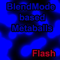 BlendMode Metaballs
