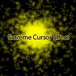 Extreme Cursor Effect -Update-