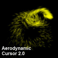 Aerodynamic Cursor 2.0
