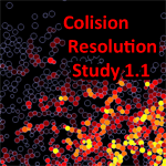 Collision Resolution Study 1.1 by wonderwhy-ER