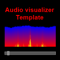 Audio Visualization Template by wonderwhy-ER