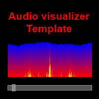Audio Visualization Template