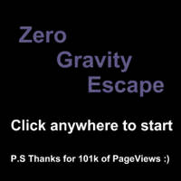 Zero Gravity Escape -Thanks-