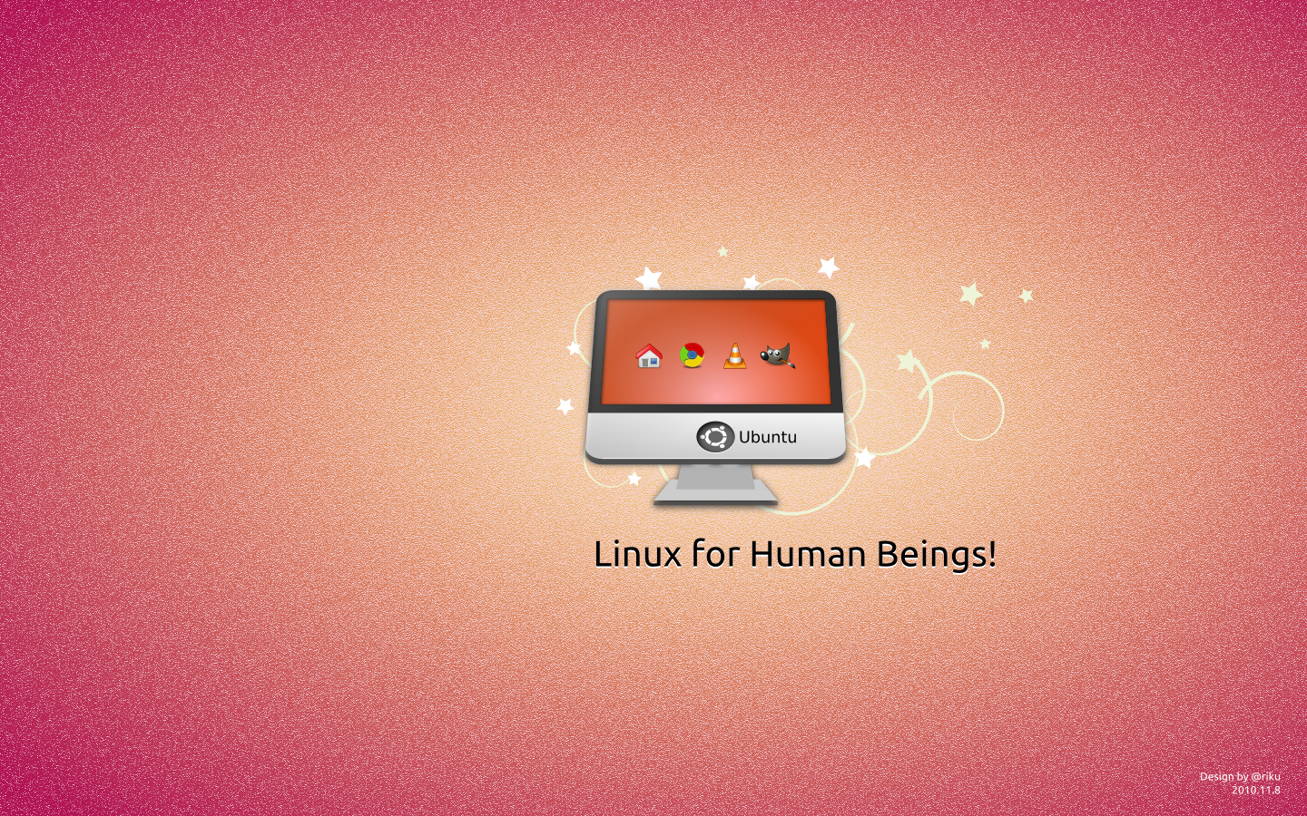 Ubuntu Linux for human beings by rikulu