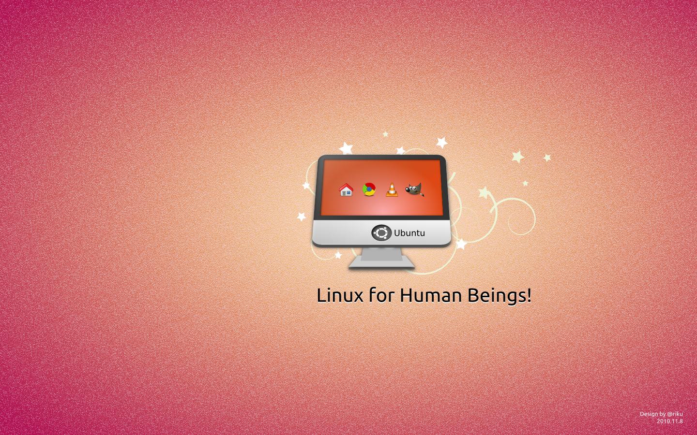 Ubuntu Linux for human beings by rikulu