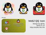 Custom Web2 QQ ICON