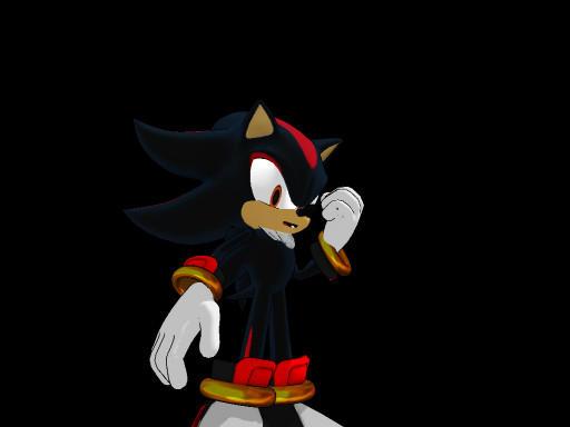 Shadow the Hedgehog MMD DL by jetknight