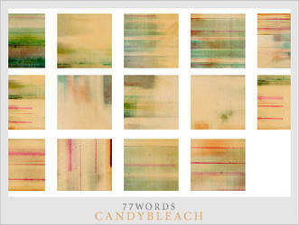 textures: candy bleach by 77words