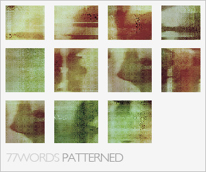 textures: patterned by 77words