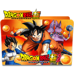 Dragon Ball Super Folder Icon