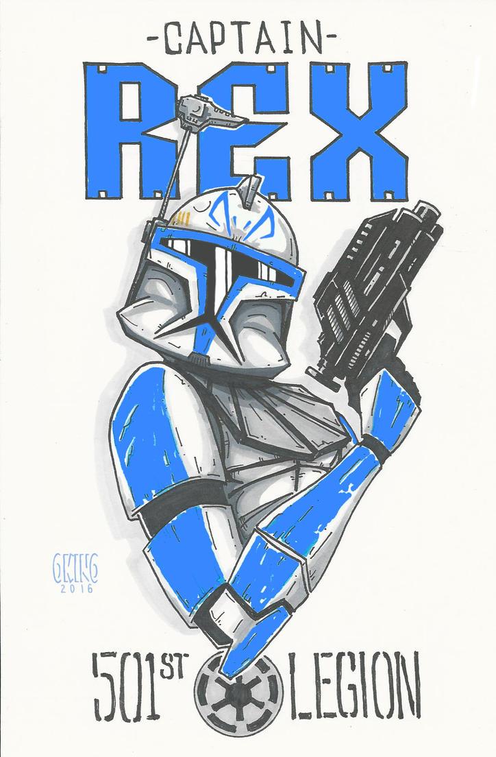 Cpt Rex 1 by jokino