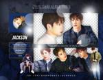 Jackson PNG PACK #1 GOT7