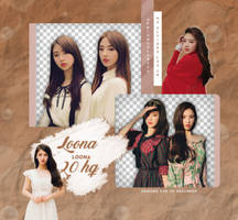 LOONA PNG PACK #1 by Upwishcolorssx