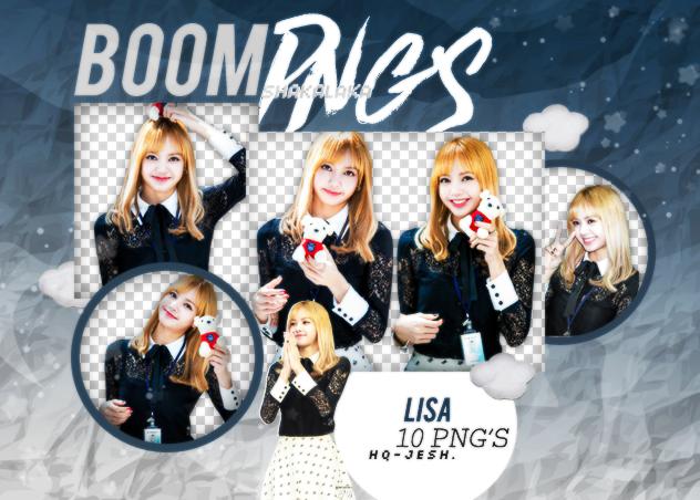 Lisa Blackpink Png