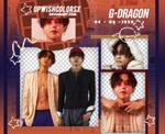 G-DRAGON PNG PACK #1|BIGBANG
