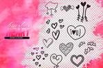Recursos/Brushes/Heart