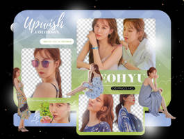 SEOHYUN PNG PACK#1/GRAZIA/SNSD by Upwishcolorssx