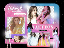 TAEYEON PNG PACK#2/SNSD/Something New by Upwishcolorssx