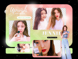 JENNIE PNG PACK #6/BLACKPINK/COSMOPOLITAN by Upwishcolorssx