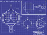 Spritebot Blueprints Wallpaper