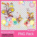PNG pack #3 - Vy Tuzki