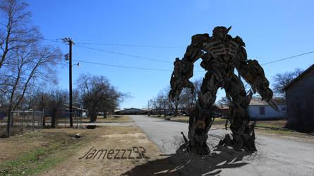 Shockwave (Transformers) by Jamezzz92