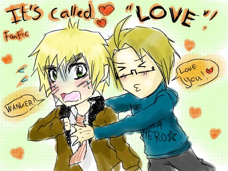 It's Called Love- CH3 by Neko--Witch