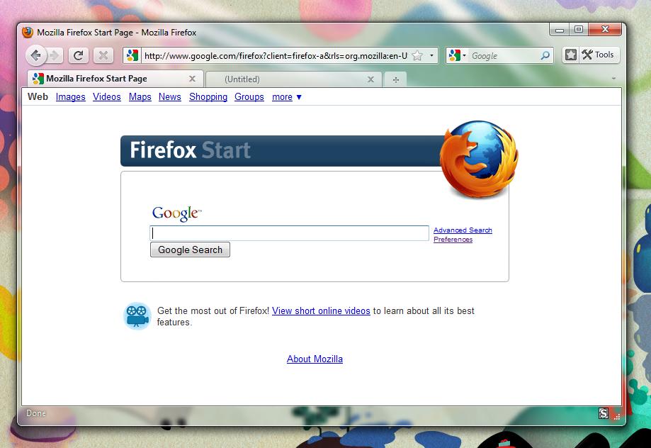 Firefox 3.7 Mockup Redux 2.5 by BoneyardBrew