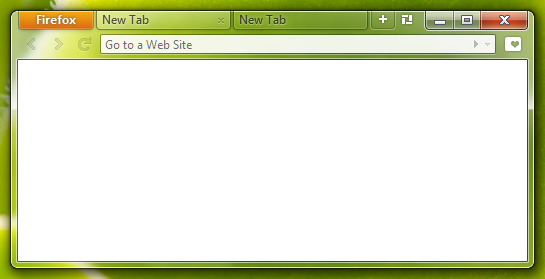 Minimal Alpha 1 - Firefox 4 by BoneyardBrew