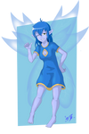 Light, the Animated Storm Sprite! by xXTheUltimate39