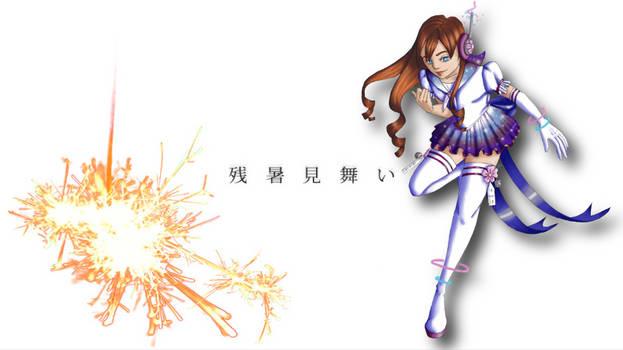 [UTAU] Zansyo Mimai [Mai Kawasumi REBIRTH] + UST