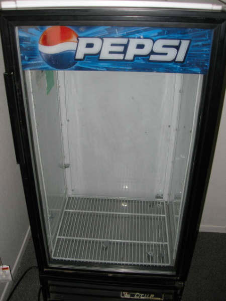 The Pepsi Fridge By Childofpuck On Deviantart