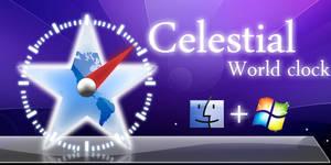 'Celestial' World Clock