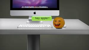 Hey apple