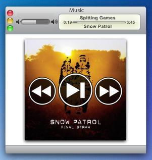Mini iTunes by masacote18
