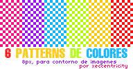 Pattern Para contorno de Image by xeccentricity