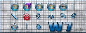 W7 cursor