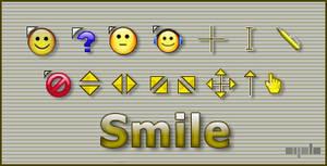 Smile cursor