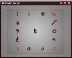 Acrylic cursor by a-p-b