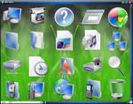AB1 Vista icon set