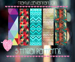 5 Tribal Patterns NiaKiut