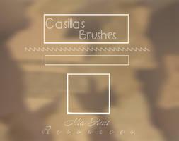 Casilla brushes Nia Kiut by Niakiut