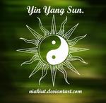 Yin Yang Sun.