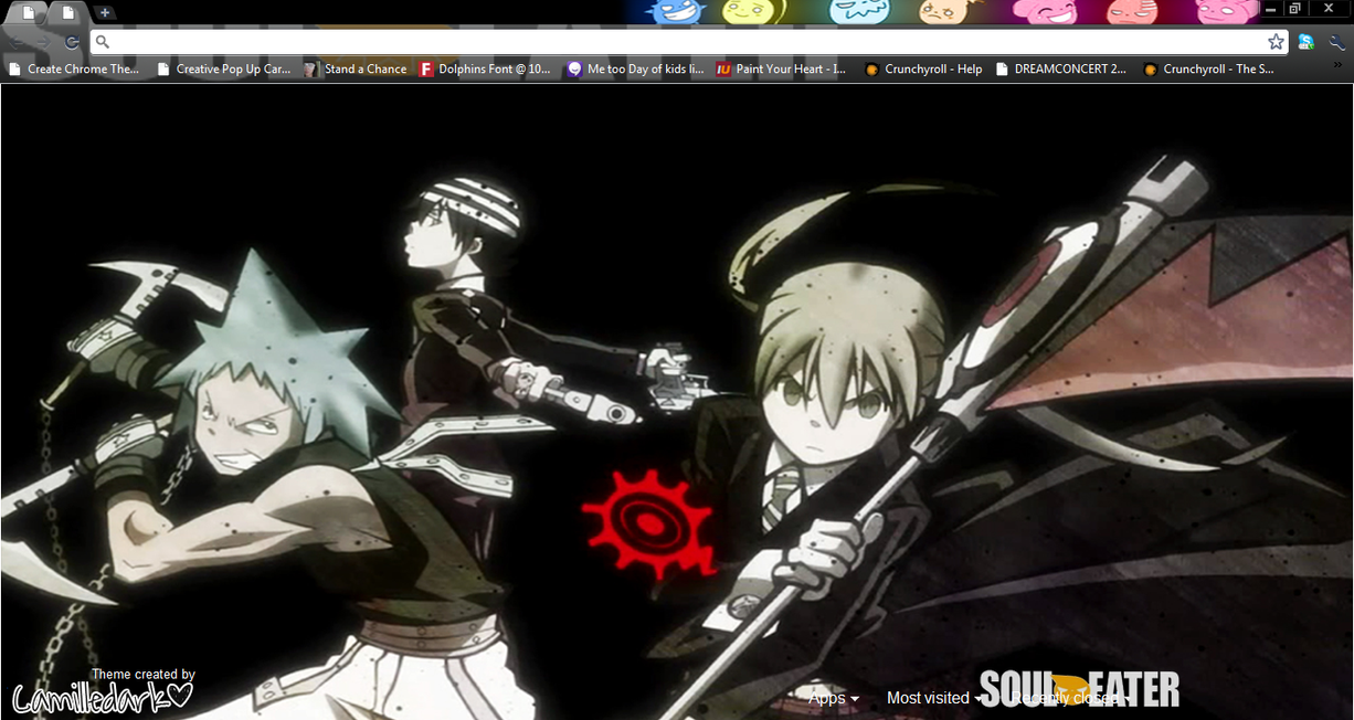 soul eater theme for - photo #12