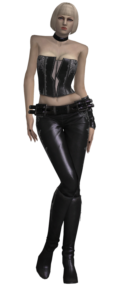 Trish - model by Indiana69