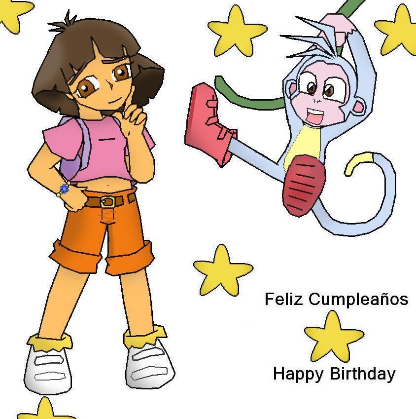 Dora The Explorer by Anigirl5