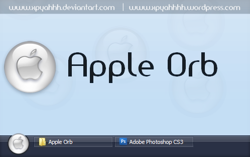 Apple Orb by XPYahhh